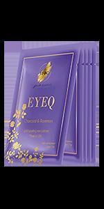eyeq, eye mask, clarity, eye patch