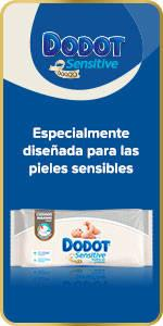 Toallitas Dodot Sensitive ...