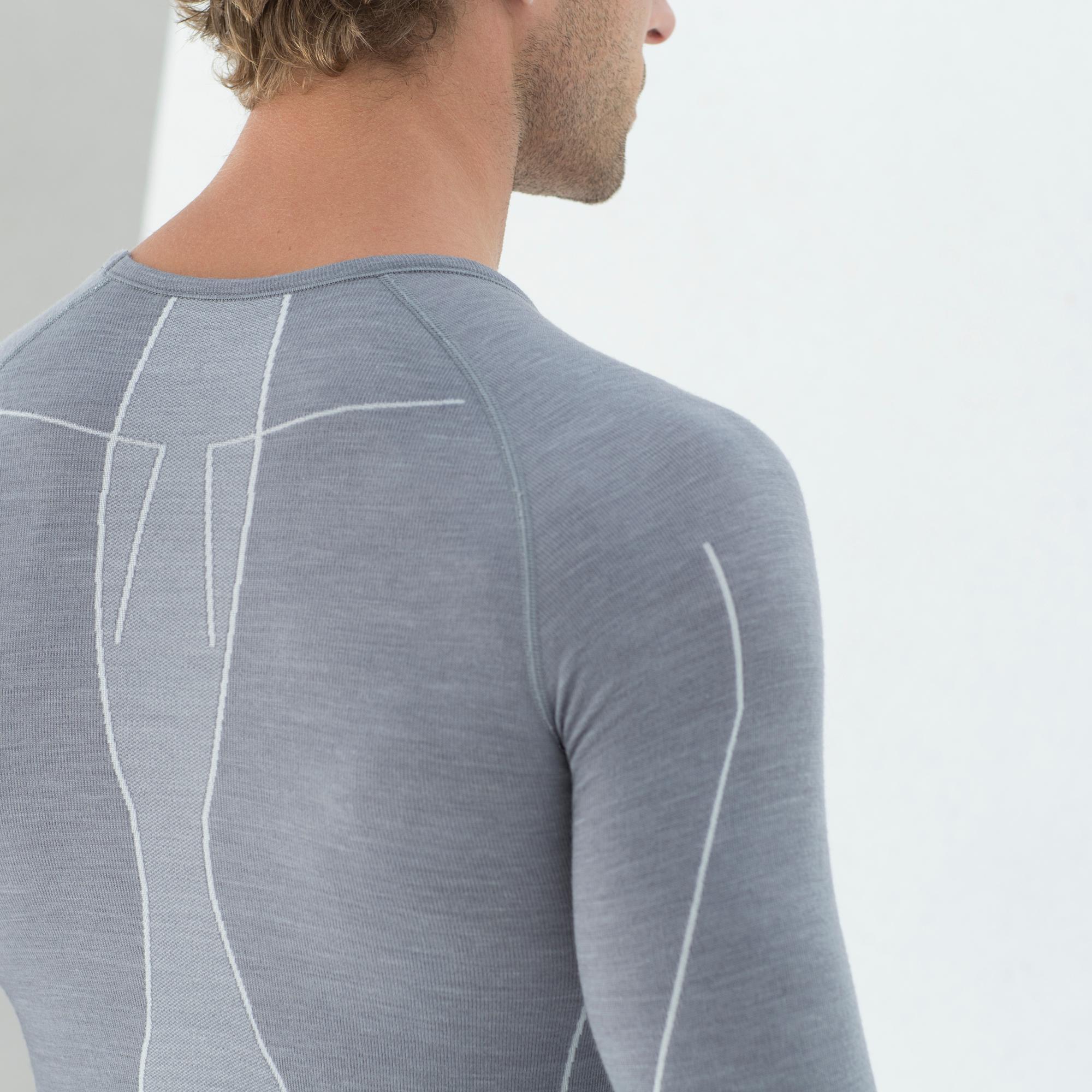 FALKE Damen Wool-tech Zip Shirt Women Sportunterw/äsche