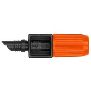 """4,6 mm a 10 Stück 01327-20 Gardena Micro-Drip-System Rohrhalter 3//16/"""""""