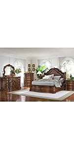 ... Pulaski, King, King Bedroom, Bedroom Set, Bedroom, San Mateo, 6
