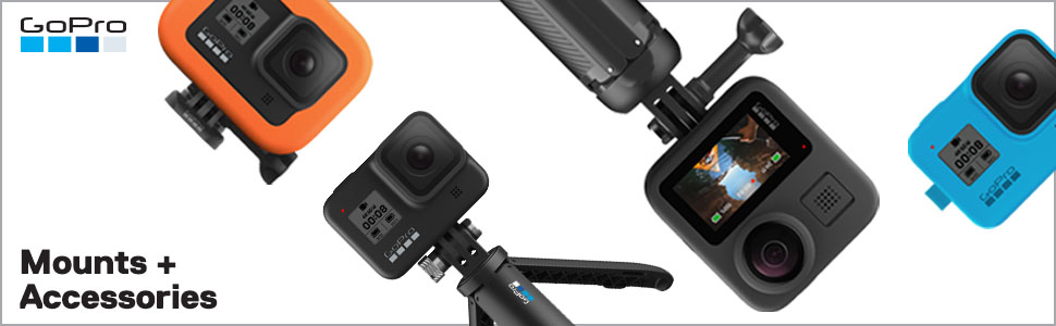 Se adapta manillar Gopro Hero 7 con montaje de trípode Moto Roll Bar Tija Pole