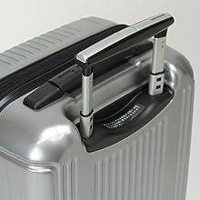 [BERMAS バーマス] スーツケース ジッパー プレステージ2 フロントオープン 機内持ち込み可 60261 34L 49 cm 2.9kg