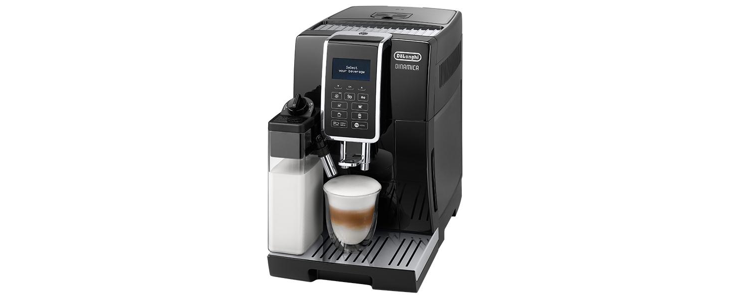 De'Longhi Dinamica ECAM 350.55.B Kaffeevollautomat Eigenschaften Details Funktionen
