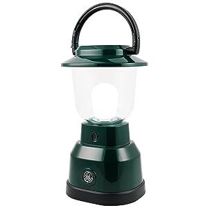 Enbrighten Green LED Lantern Camping Hiking