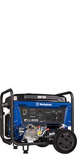 6000 Watt Portable Generator