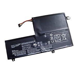 Amsahr L14M3P21-05 Replacement Battery for Lenovo L14M3P21, Yoga 500-15, 500 14ISK, Flex3 1470, 3-14-IFI, Includes Mini Optical Mouse