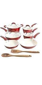 arlington, cookware set. cooking, cookware, cooking, eating