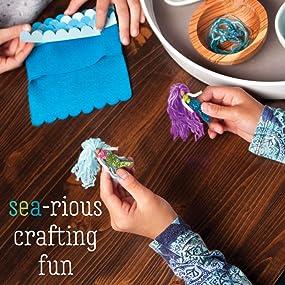 mermaid crafts craft kits
