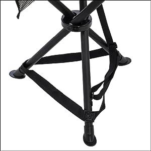tri-leg frame