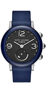 Amazon.com: Marc Jacobs Womens Riley Aluminum and Rubber ...
