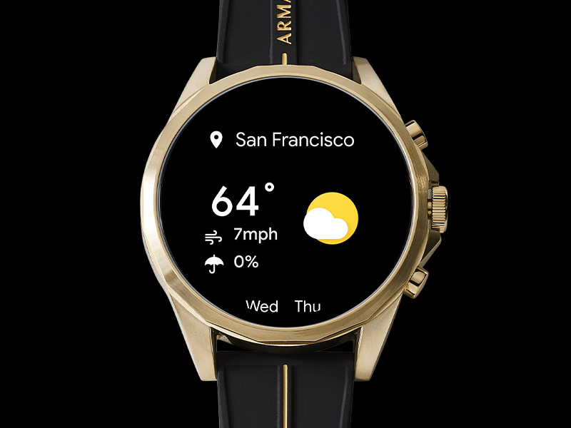 armani exchange smartwatch  Armani Exchange Men's Smartwatch Powered with Wear OS by Google with Heart Rate, GPS, NFC, and Smartphone Notifications f8b68486 e7e8 4277 a9e3 eb9930e53fbc