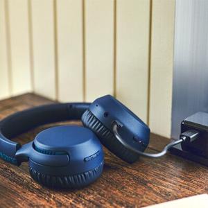 Headphone sem fio Bluetooth WH-XB700 bateria