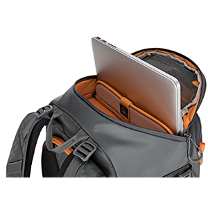 Whistler laptop compartment