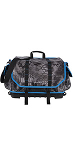 plano 3700 Z-Series soft tackle storage bag, Kryptek raid camp pattern