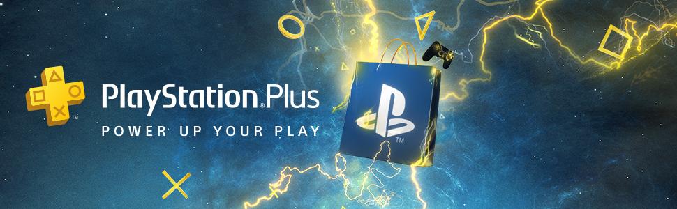 PlayStation Plus: 6 Month Membership | PS4 | PSN Download