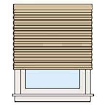 dez furnishings cordless light filtering top down bottom up shade room darkening cellular pleated