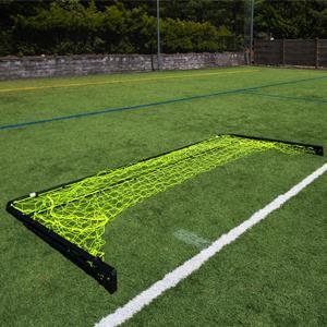 steel soccer goal, soccer goal, black soccer goal, soccer, goal, soccer gear, soccer equipment