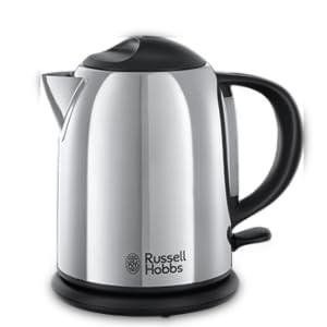Russell Hobbs Chester 20190-70 - Hervidor de agua compacto, 1l ...