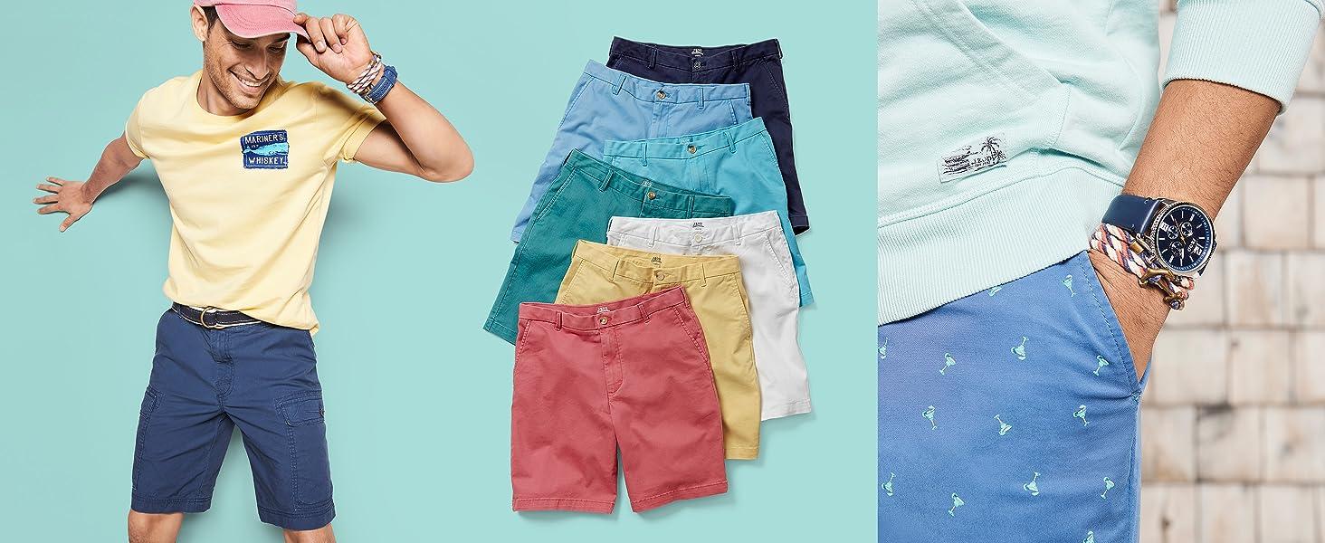 IZOD Saltwater Shorts