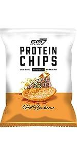 Got7 Nutrition Alta Proteína Fichas Pimentón 50 g: Amazon.es ...