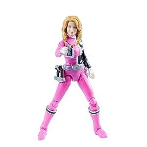 Power Rangers Lightning Collection S.P.D. Pink Ranger Figure