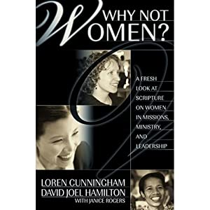 women in ministry, women's place in the church, why not women in ministry