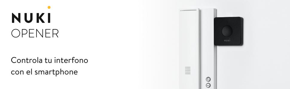 abrepuertas Inteligente, abridor electrónico de Puerta para Casas múltiples