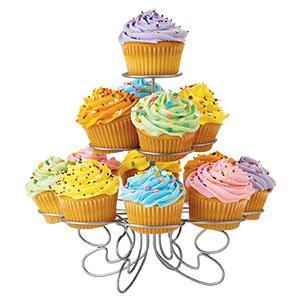 cupcake stand, treat stand, mini cake stand