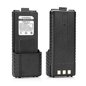 4-053Y7 2-Wire Earphone FOR VX-6R VX-7R VX-177 VX-168