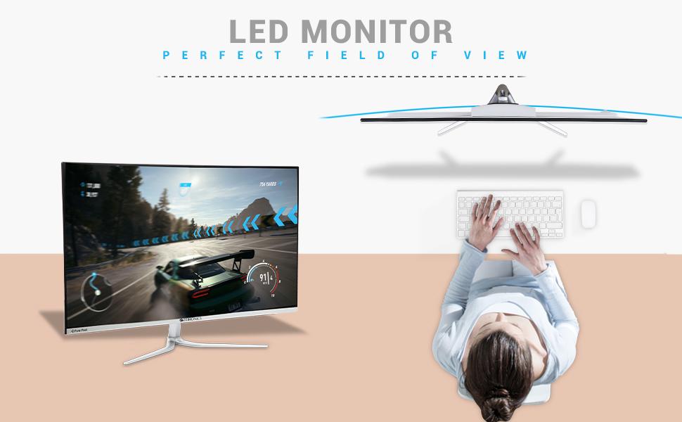 Monitor,27 inch monitor,LED Monitor,PC monitor,Computer Monitor,Slim Monitor
