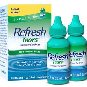 Amazon Com Refresh Tears Lubricant Eye Drops 0 5 Fl Oz