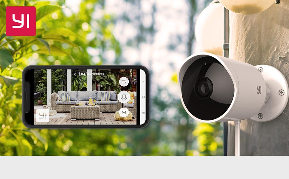 yi outdoor security camera
