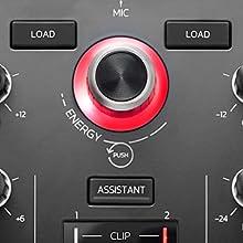 intelligent music assistant, autoplay, serato dj, controladora de dj