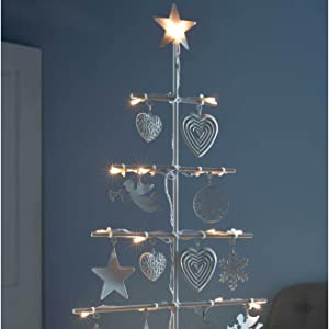 metal design - Small Metal Christmas Tree