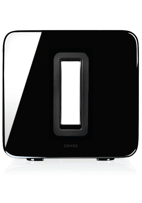 Sonos Beam Smart Soundbar, schwarz – Kompakte TV Soundbar