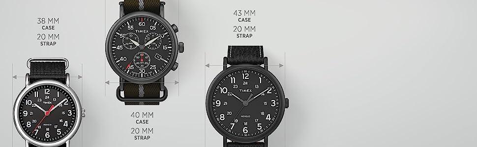 Timex, Weekender