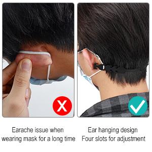 mask extender hooks