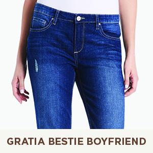 3d96f34699b gratia bestie boyfriend jean  tomboy Vintage America Blues jeans  jeans for  women