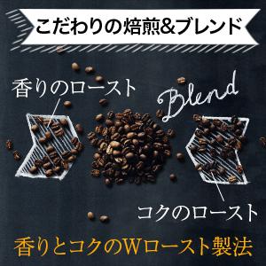 こだわりのコーヒー豆の焙煎&ブレンド
