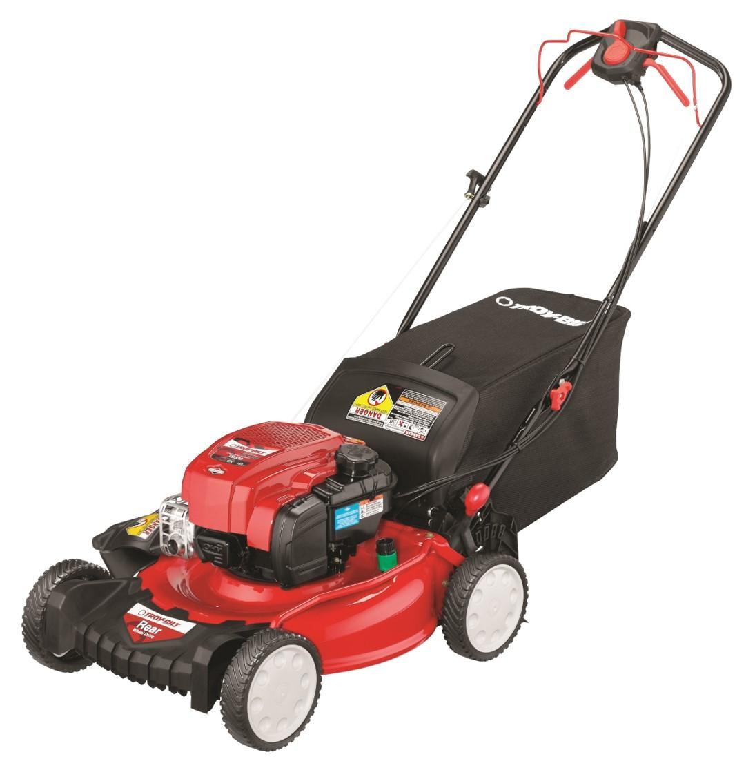 Troy Bilt Tb330 163cc 21 Inch 3 In 1 Rear Wheel Drive 38quot Lawn Tractor Page 5 Diagram And Parts List For Mtd Ridingmower View Larger