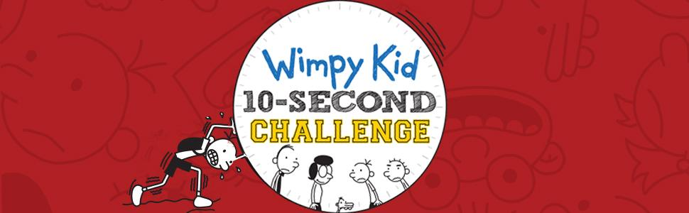 Diary of a Diary of a Wimpy Kid: 10-Second Challenge Game ...