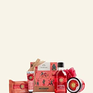 Juicy Strawberry Little Gift Box