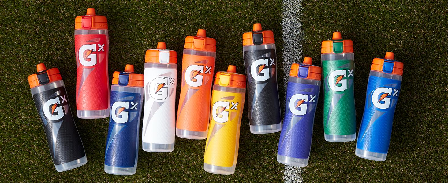 gatorade gx sports drink bottle pods