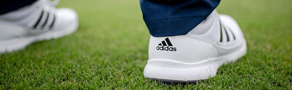 mens golf shoe, mens spikeless golf shoe, adidas golf shoe, golf shoes, adidas spikeless golf