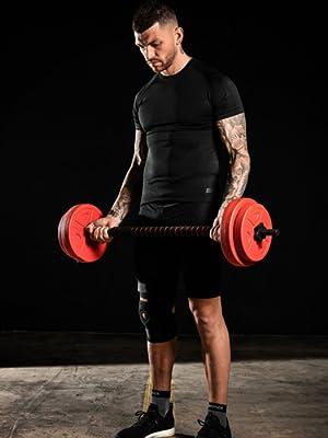 Gallant 20kg adjustable dumbbells set for men