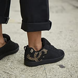 womens dc graffik shoes