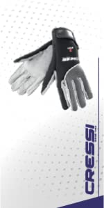 SCUBA DIVE GLOVES, SNORKELING GLOVES, SPEARFISHING GLOVES, CRESSI GLOVES, CRESSI GEAR