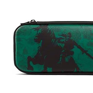 Estuche Discreto Para Legend Of Zelda, Verde (Nintendo Switch ...