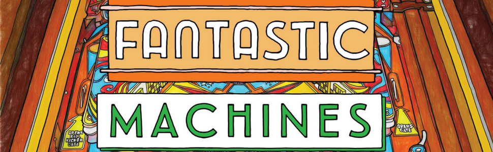 Fantastic Machines A Coloring Book Of Amazing Devices Real And Imagined Steve McDonald